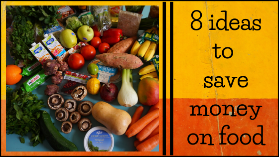 8 ideas to save money on groceries